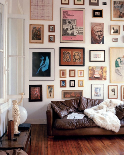 Using Pictures to Decorate Your Home