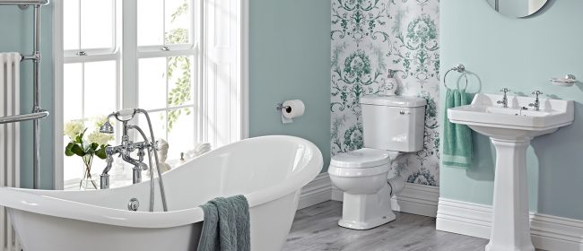 Bathroom Suites – Selecting a Style to Suit your Home