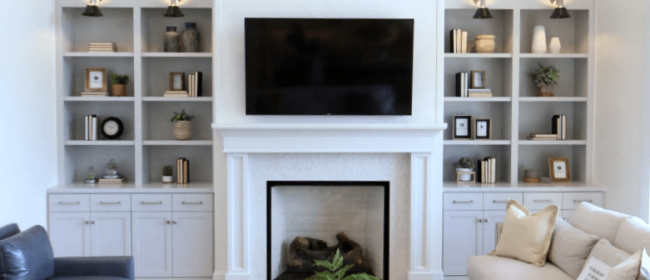 Remodelaholic | Get This Look: Traditional and Timeless Living Room