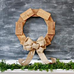 Remodelaholic | 25+ Best Winter Wreaths