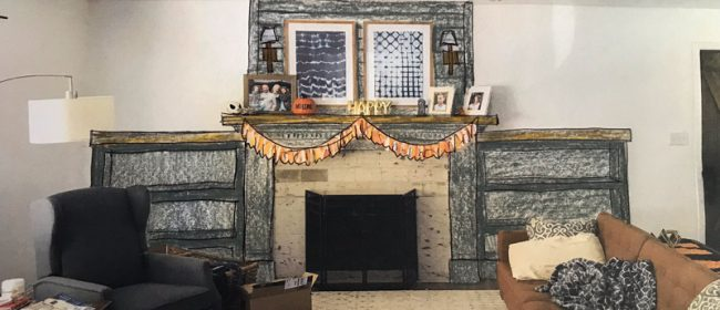 Remodelaholic | DIY Fireplace Makeover Part One: Updating Mantel Moldings