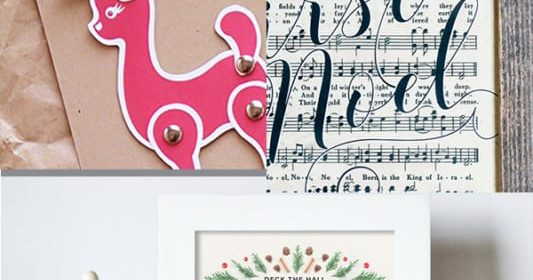 Remodelaholic | Week In Review: Terrific Gift Idea, Free Holiday Printables!