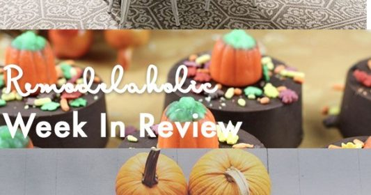 Remodelaholic | Favorite Fall Desserts + Affordable Fall Throws