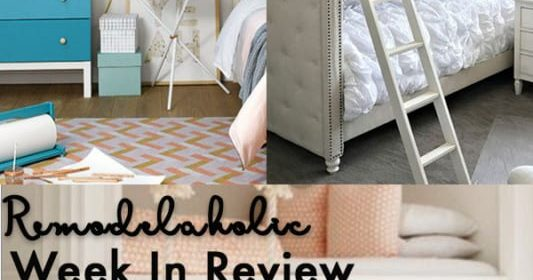 Remodelaholic | Beautiful Rooms! How to Create A Gender Neutral Shared Kids' Bedroom