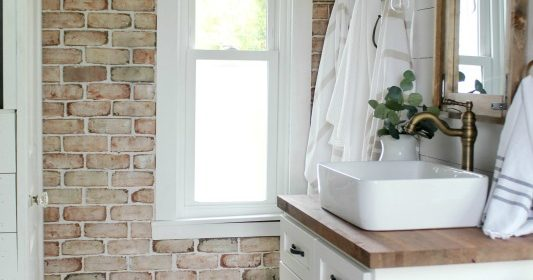 Remodelaholic | Friday Favorites: Budget Bathroom Makeovers and more