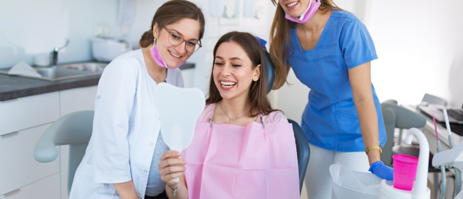 The direct influence of oral health on quality of life